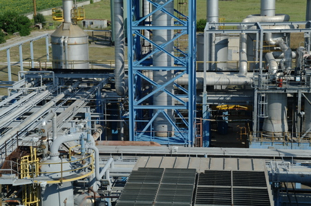 petrochemical plant: Oil and gas industry ,petrochemical plant