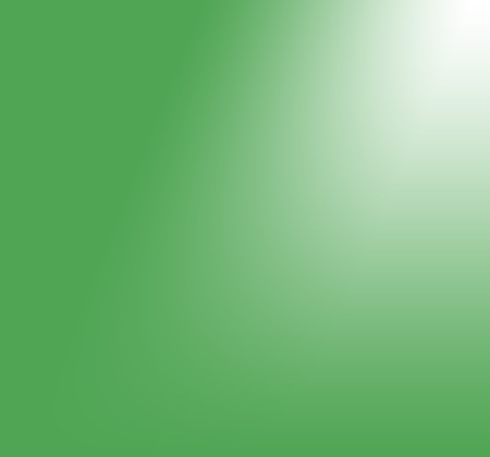 Gradient green color soft and smooth background