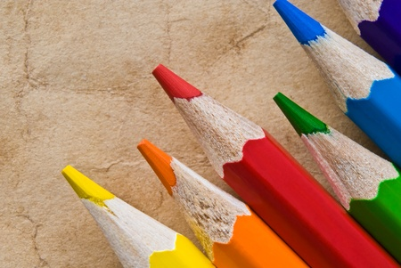 color pencil Stock Photo - 8806542
