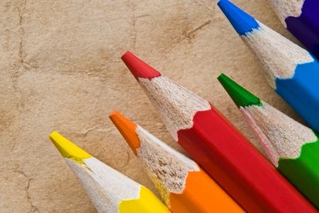 color pencil Stock Photo - 8806542