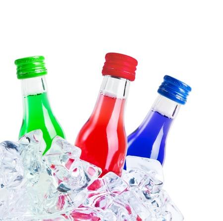 bebidas alcoh�licas: Botellas On Ice