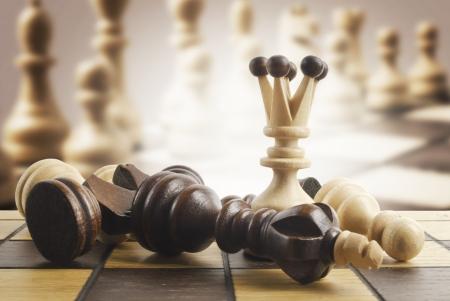 Chess Standard-Bild