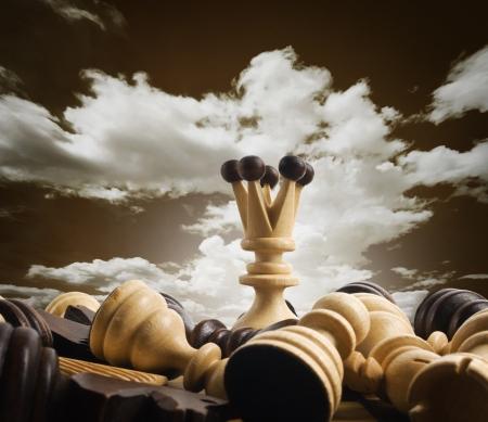 Schachmatt: Schachbrett
