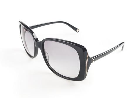 eye glasses: Sunglasses. Isolated on white background