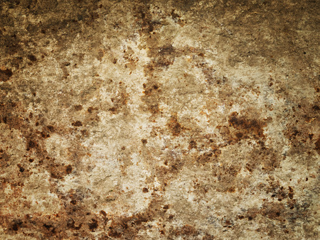 tile background: old metal iron rust background and texture