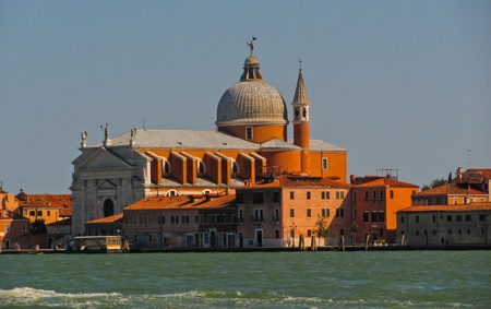 Santa Maria de Salute church in Venice Stock Photo