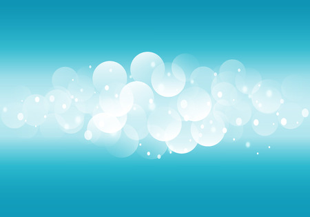 New Year bokeh background  Vector EPS10
