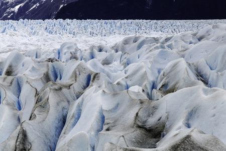 perito: Perito Moreno Glacier Stock Photo