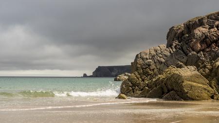 Beach at the scotish northcoast near Durness