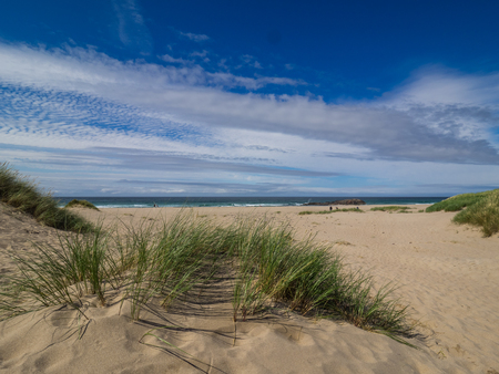 Sandwood beach, northern Scotland