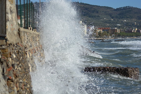 the tempest: The Mediterranean sea After Storm