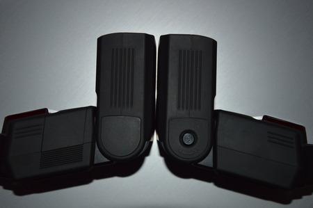 flashlights: A Couple of Flashlights,Flashes