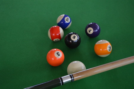 tabel: Billiard