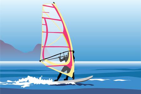 windsurfing: Windsurfing in Sweden