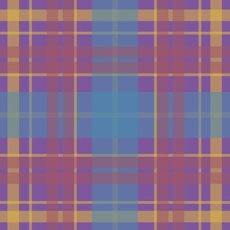 taupe: Vector seamless scottish tartan pattern in beige, blue, pink, pale, taupe. British or irish celtic design for textile, clothes, fabric or for wrapping, backgrounds, wallpaper Illustration