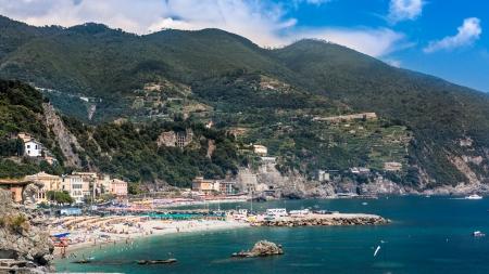 monterosso: Monterosso al Mare, Cinque Terre, Liguria, Italy
