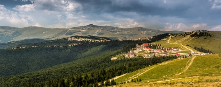 carpathian mountains: Carpathian mountains, Romania