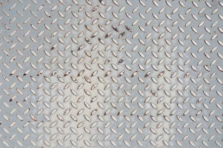 Background of old metal floor Stock Photo - 8501629
