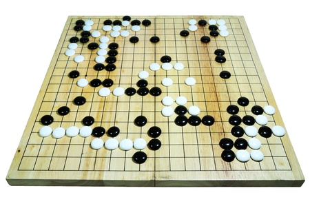 GO chinese boardgame