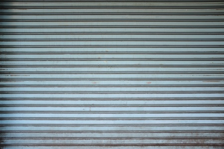 Background of old metal wall Stock Photo - 8794261