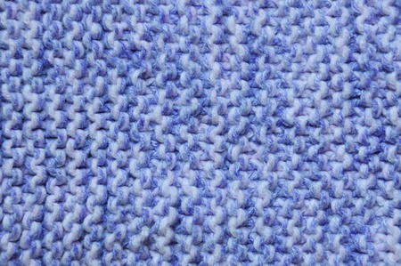 Purple color wool knitted background Stock Photo - 8794356