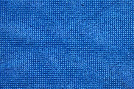 closeup of microfiber fabric background