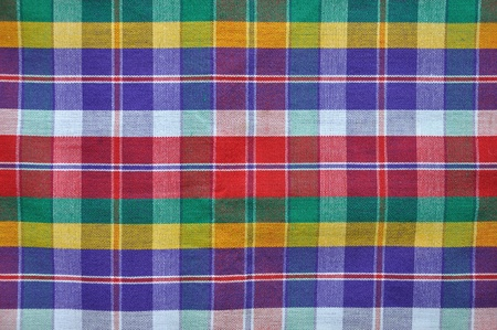 tablecloth background Stock Photo - 10990510