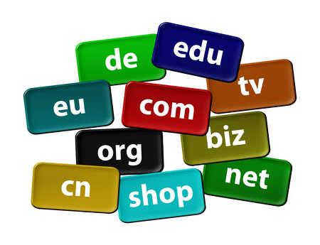 Worldwide Best illustration or presentation for your domains illustration