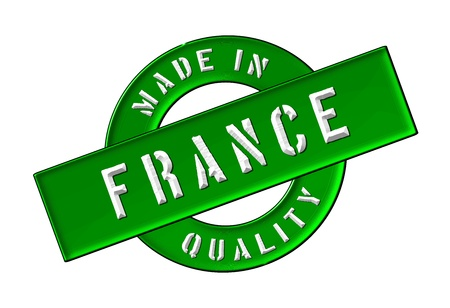 asterix: Made in France - Quality seal for your website, web, presentation