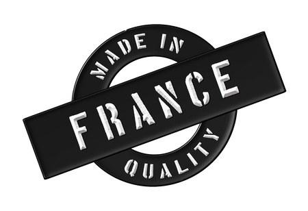 Made in France - Quality seal for your website, web, presentation