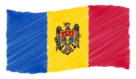 Moldova - The beloved country as a symbolic representation