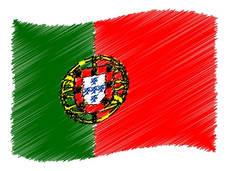 Portugal - The beloved country as a symbolic representation photo