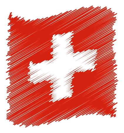 Switzerland - The beloved country as a symbolic representation photo