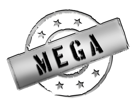 stempel: Sign and stamp for your presentation, for websites and many more named MEGA