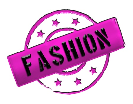 stempel: Sign and stamp for your presentation, for websites and many more named FASHION