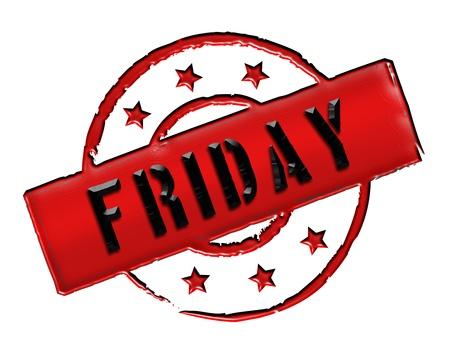 sonntag: Signo, s�mbolo, sello o un icono para su presentaci�n, para los sitios web y muchos m�s llamado Viernes