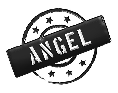 engel: Sign, symbol, stamp or icon for your presentation, for websites and many more named ANGEL