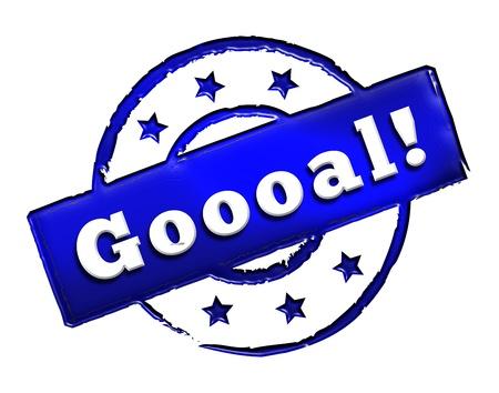 soccer wm: Signo, s�mbolo, sello o icono para su presentaci�n, para los sitios web y muchos m�s nombrado GOOOAL