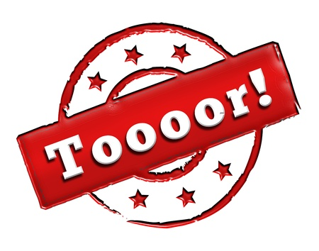 soccer wm: Sign, symbol, stamp or icon for your presentation, for websites and many more named Toooor! Stock Photo