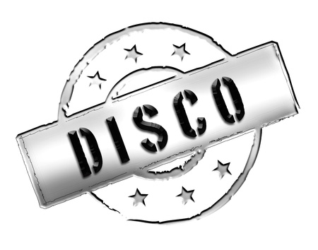 wichtig: Sign, symbol, stamp or icon for your presentation, for websites and many more named DISCO