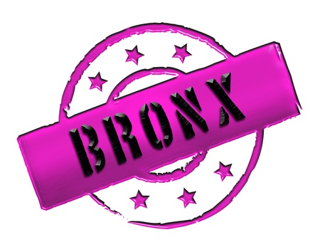 bronx: Sign, symbol, stamp or icon for your presentation, for websites and many more named BRONX