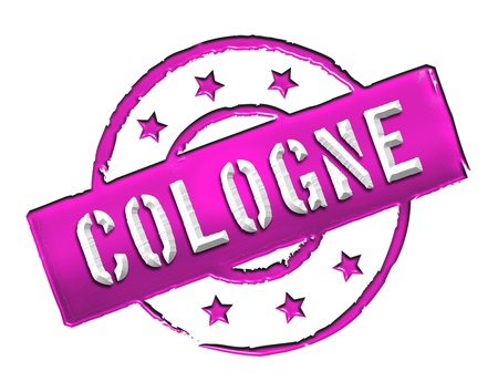 zeichen: COLOGNE - Zeichen   Symbol im Retro Stil fuer Praesentationen, Prospekte, Internet,