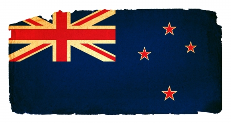 Cool, grungy flag to use for presentations and web photo