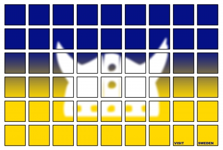 symbolization: Colored Squares as symbolization of emotions, which could be used for presentations, as wallpaper, background or even as art for your home