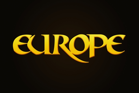edel: Europe as a kind of golden illustration to use for web and presentations