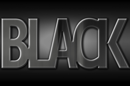 mystique: Black written in Black letters on mystique background