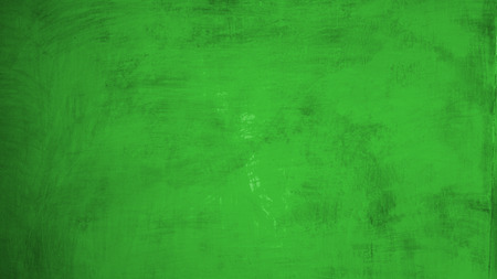 green paint: green paint texture on background