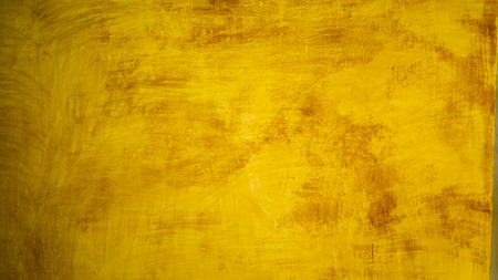 yellow paint: yellow paint texture on background