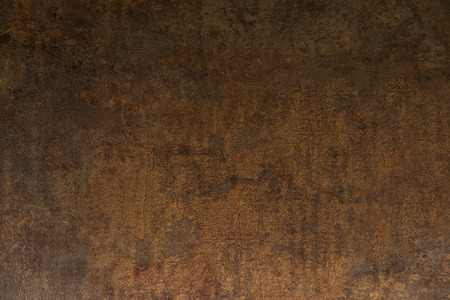 Copper antique texture, old metal background