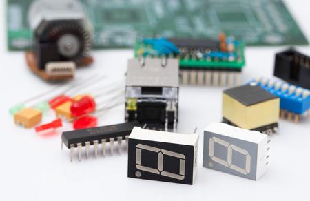elektronikaapparaat Stockfoto
